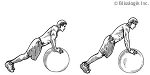 Shoulders Ball Exercises