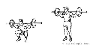 Legs Barbell Exercises