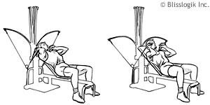 Bowflex Exercises | By Weight-Training-Exercises.com