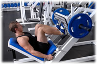 Leg Exercises For Weight Training