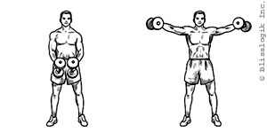 Dumbbell Shoulder Exercises