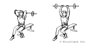 Barbell Tricep Exercises